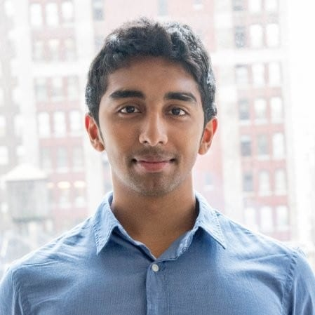 Nikhil Krishnan, Strategic Partnerships Manager
