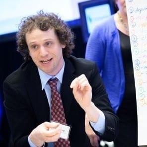 Ilya Fischhoff, Postdoctoral Researcher
