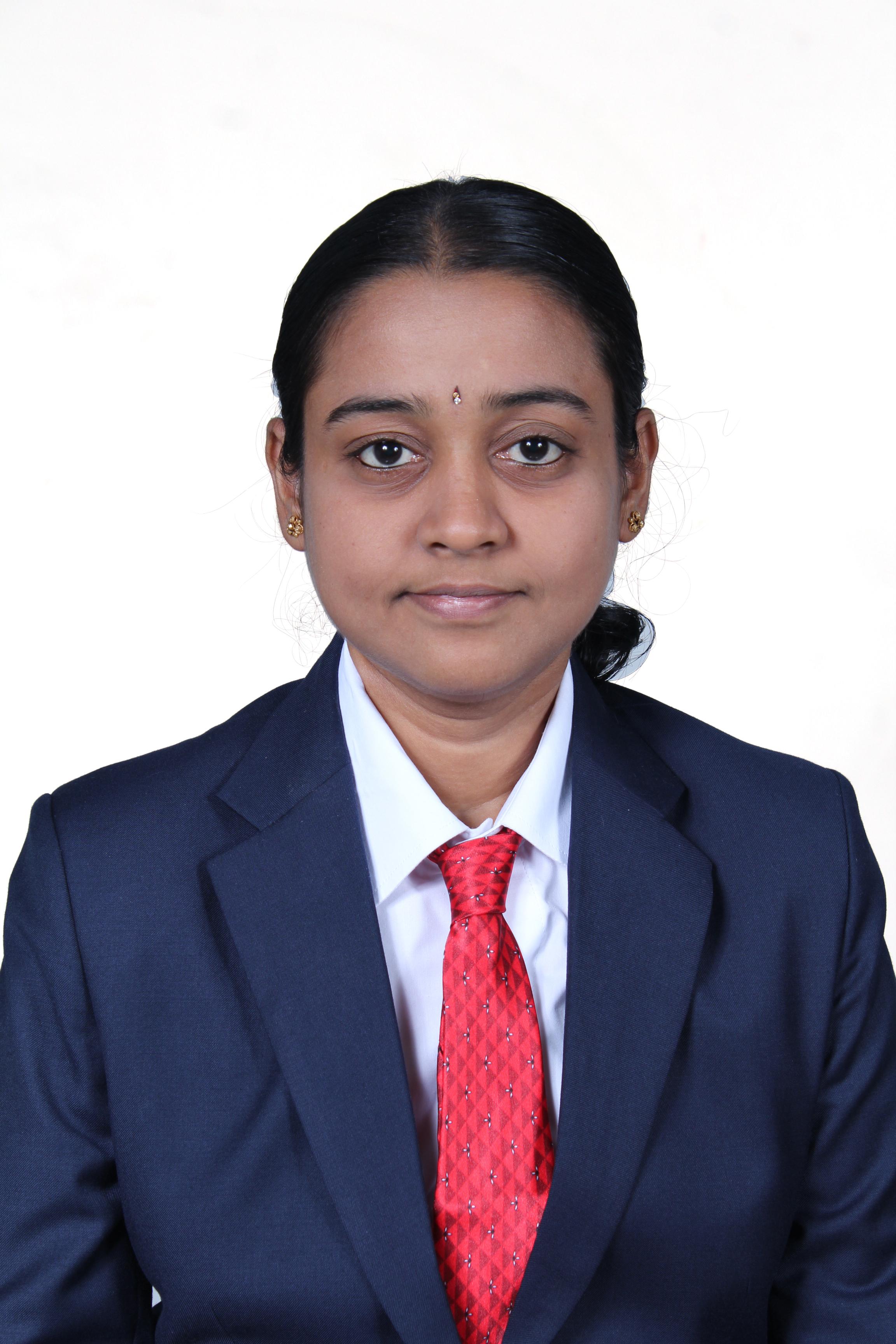 Lakshmi Prabha Sudharsanom, Data Scientist
